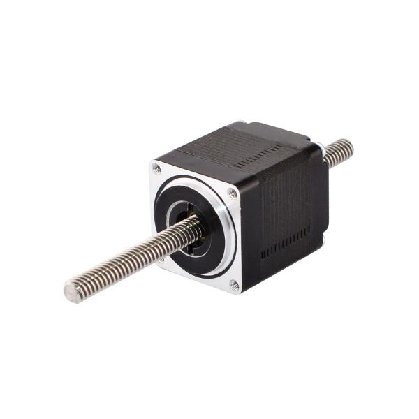 "Nema 11 Non-captive 34mm Стек 0.75A Lead 4.877mm/0.192"" длина 100mm"