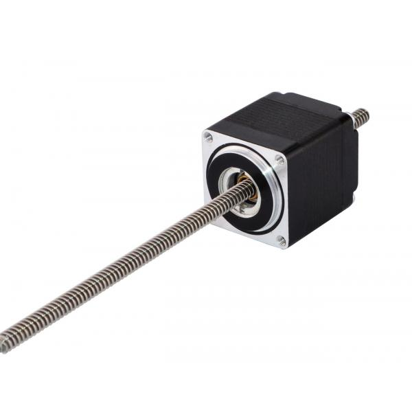 "Nema 11 Non-captive 32mm Стек 0.42A Lead 0.635mm/0.025"" длина 150mm"